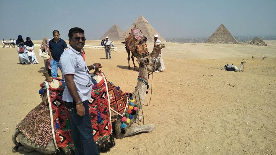 thirukkural thiruvalluvar in egypt