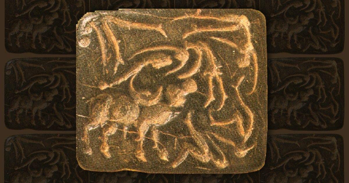 Jallikattu Reference in Indus Valley Civilization