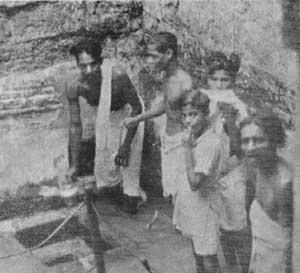 Nazhikinaru in 1940s