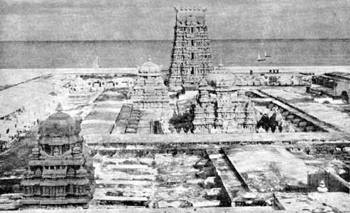 Tiruchendur Kovil