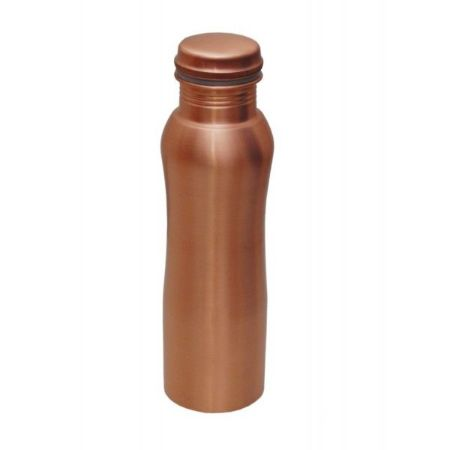 Curved Copper Bottle 850ml
