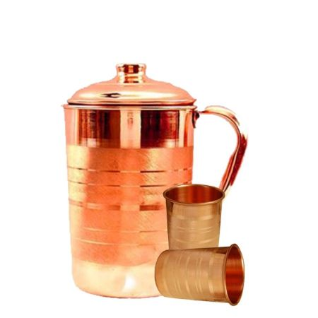 Copper Luxury Jug  Combo