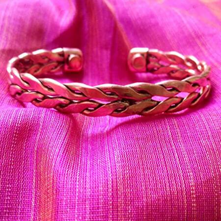 Copper Bracelet Style #5
