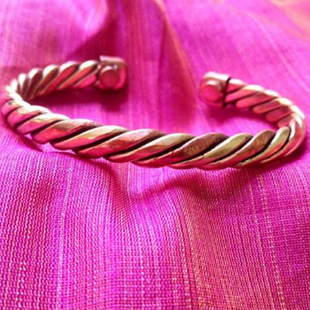 Copper Bracelet Style #6