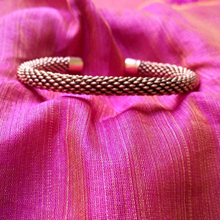 Copper Bracelet Style #7