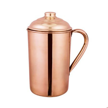 Luxury SS Copper Jug 1.5ltrs