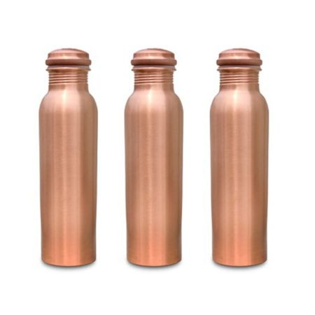 Copper Bottle 3(1Ltr) Combo