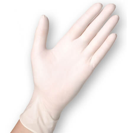 Hand Gloves - Latex (50 sets)
