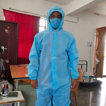 PPE Kit - 50 Sets