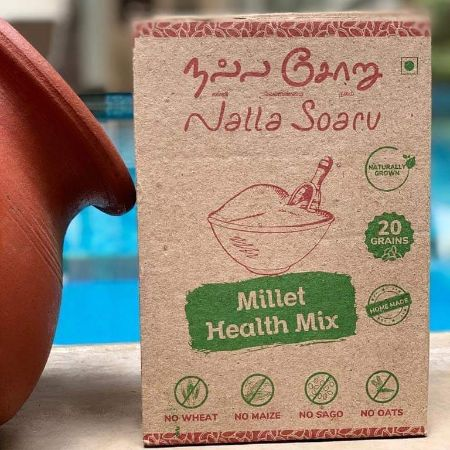 Millet Health Mix - 500gm