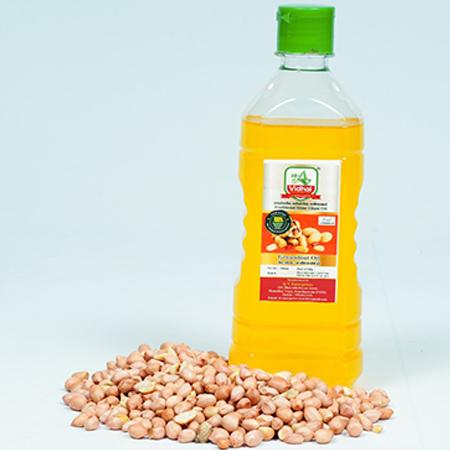 Vidhai Groundnut oil 1/2L