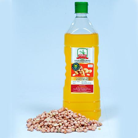 Vidhai Groundnut oil