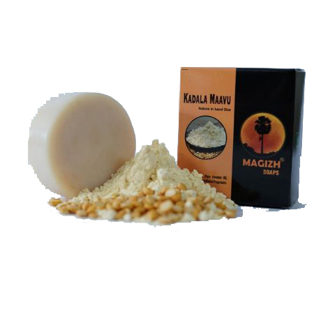 Handmade ''Gram flour'' Soap