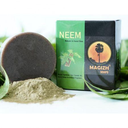 Handmade ''Neem&Tulasi'' Soap