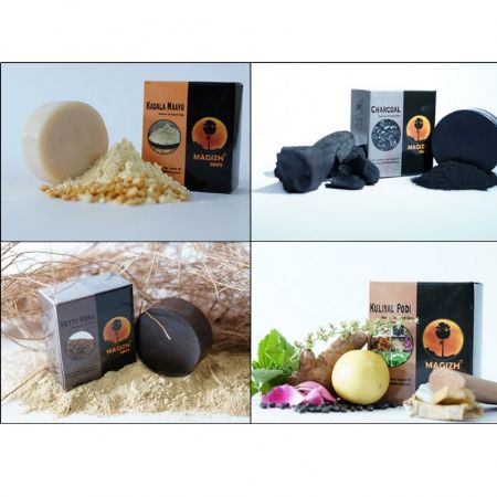 Handmade Soap 4 Pack Combo-I