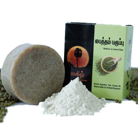 Organic ''Green Gram'' Soap