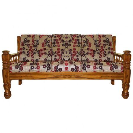 Premium Teak Wood Sofa